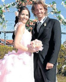 Орейро муж фото свадьба