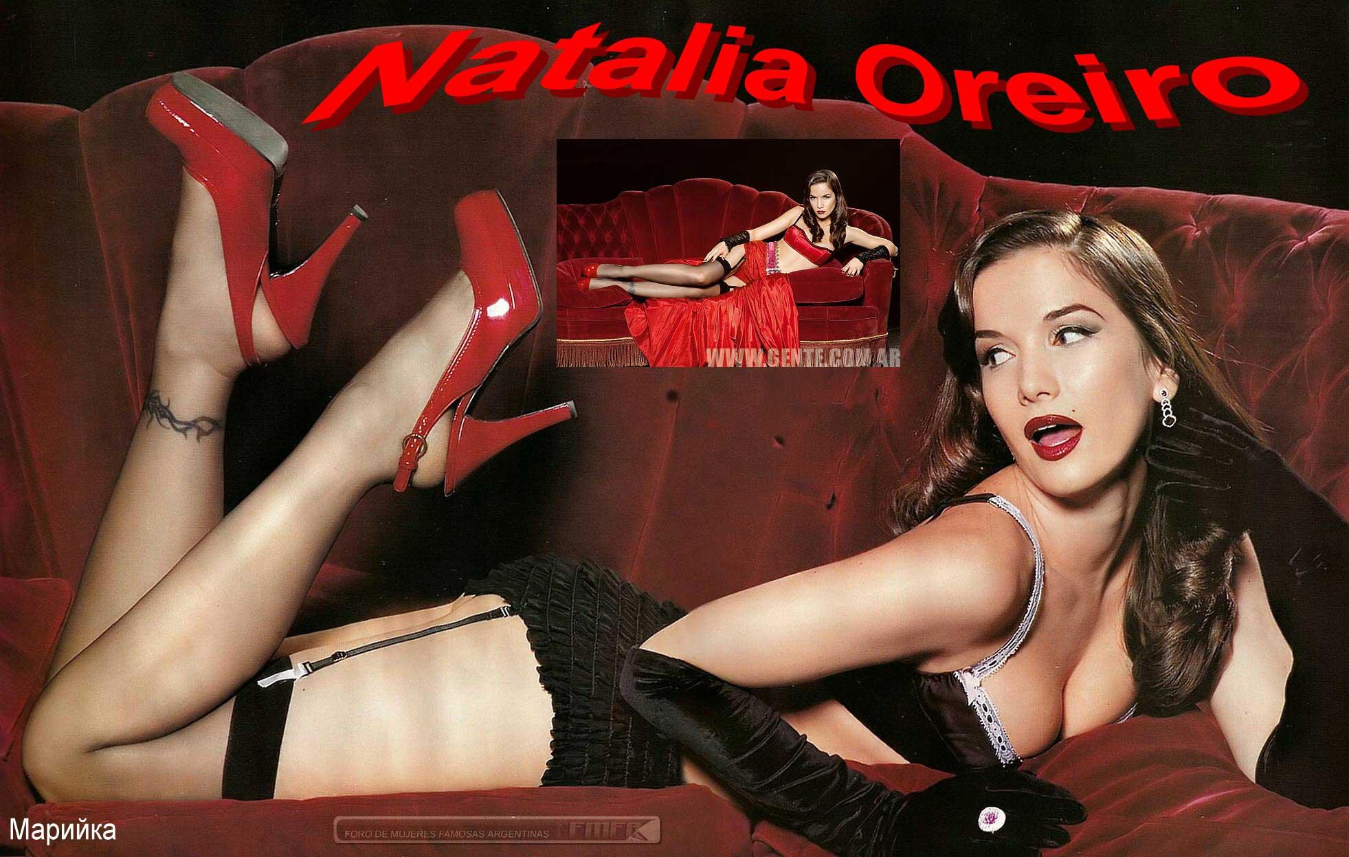 Эротическое фото наталии орейро 10 фотография