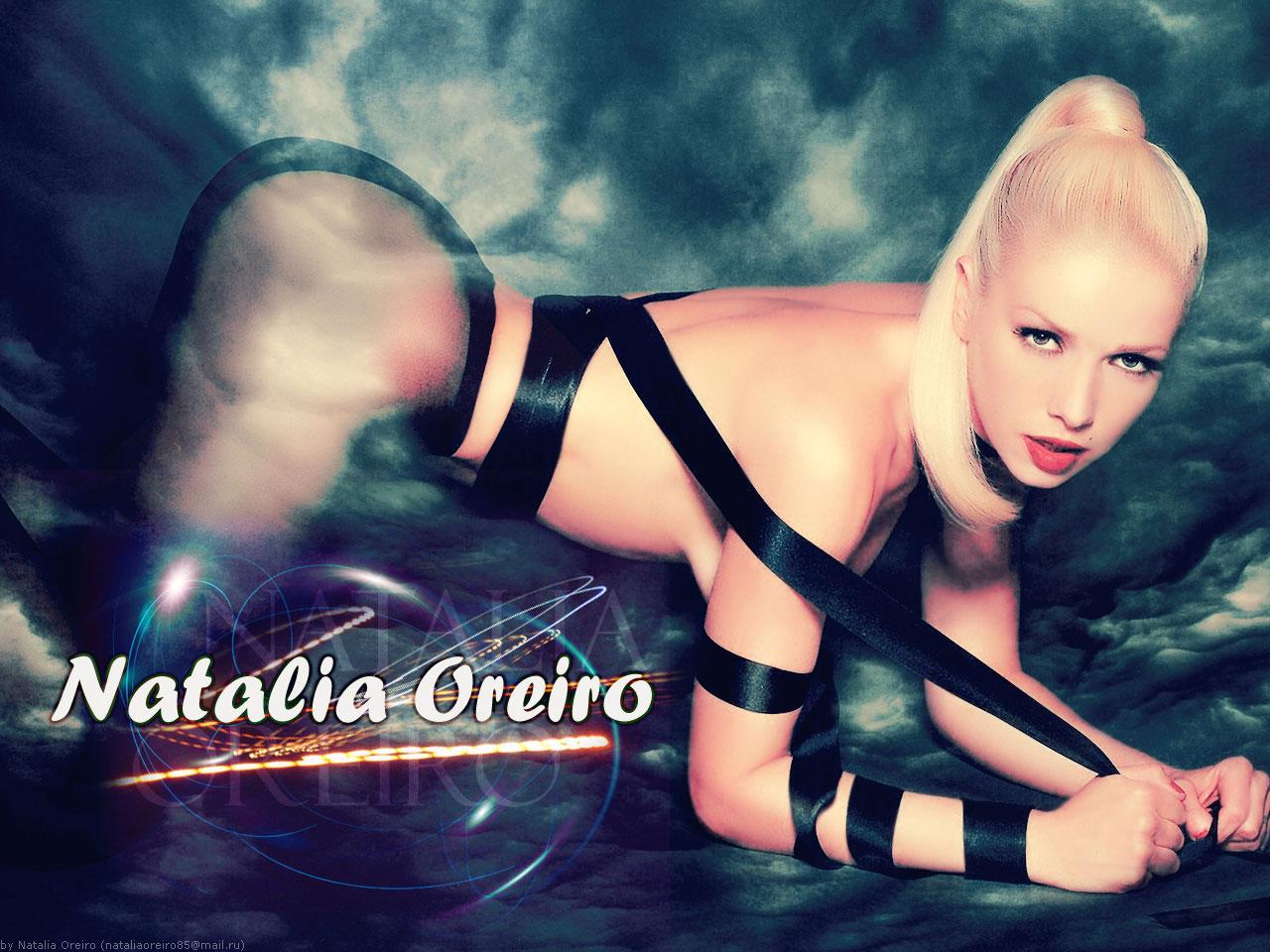 Эротическое фото наталии орейро 17 фотография