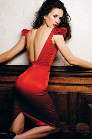 Красное платье как у натальи орейро