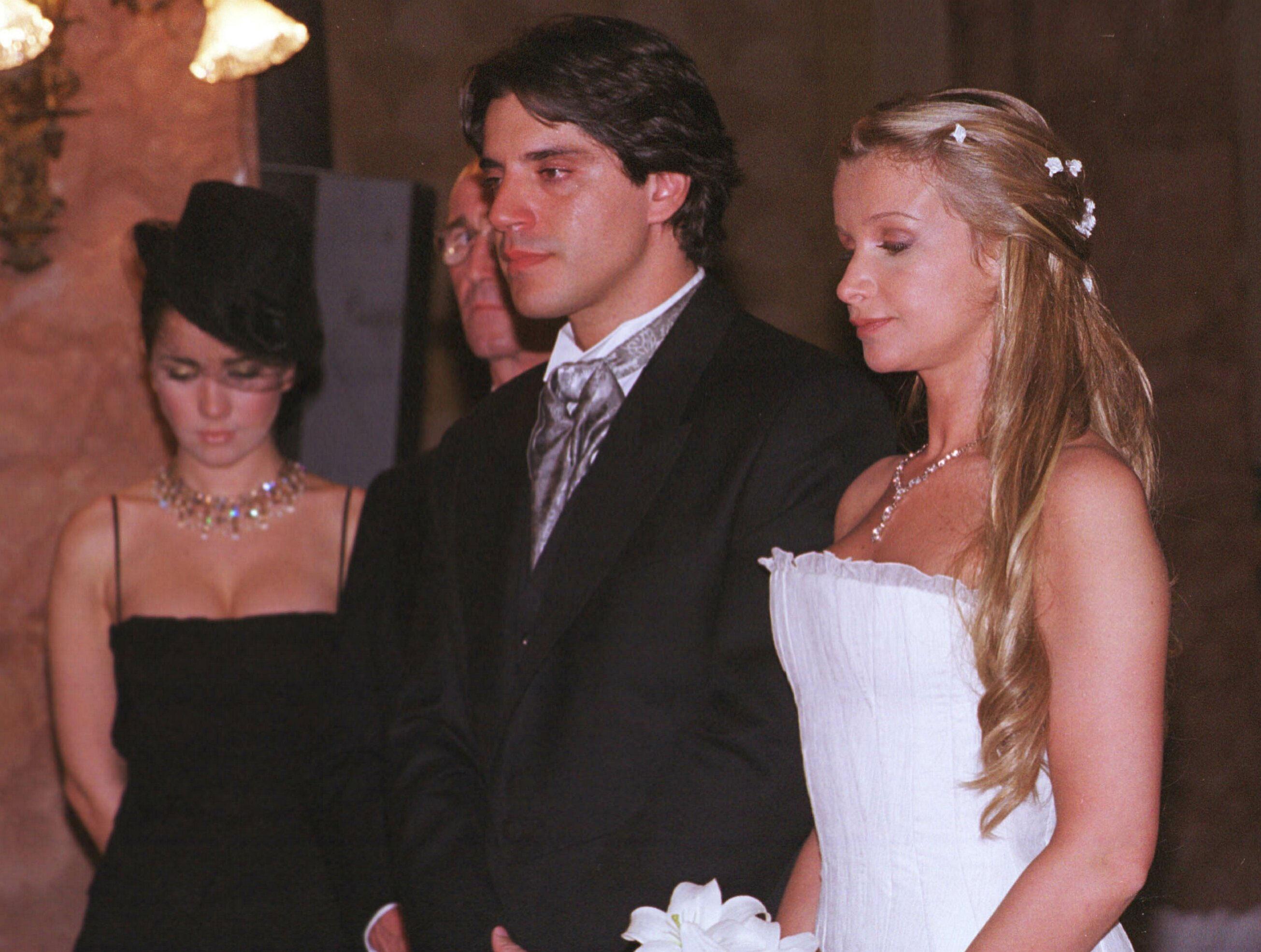 Наталья орейро ее свадьба фото